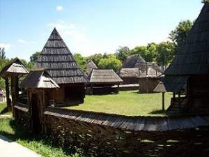 Muzeul Satului • Dorfmuseum - Quelle: Wikipedia