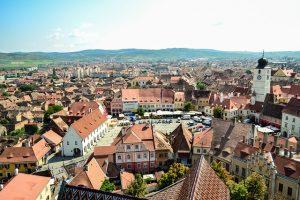Hermannstadt - Sibiu (Quelle Pixabay)