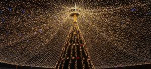 Rumänien Sibiu Weihnachten